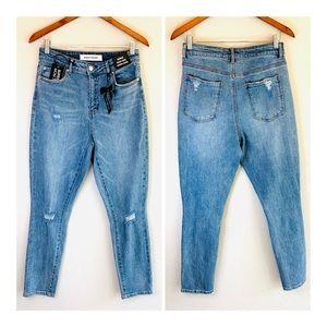 Ashley Mason High Rise Mom Jeans/Sz:11/8/NWT